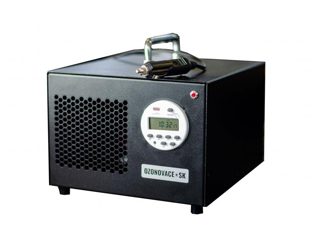 Generator ozonu do auta 12V s digitalnym casovacom